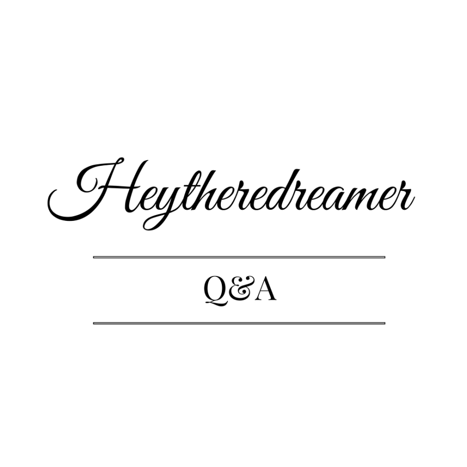 Q&A: You asked, I answered.