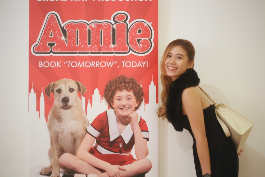 Annie The Musical: In Singapore!